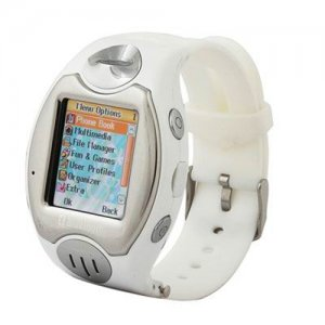 Quad-band Watch Phone support 1.3 Inch Display